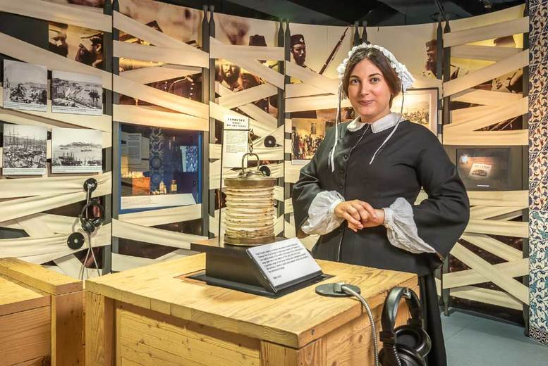 Florence Nightingale Museum Ticket for 2 – Family Option!