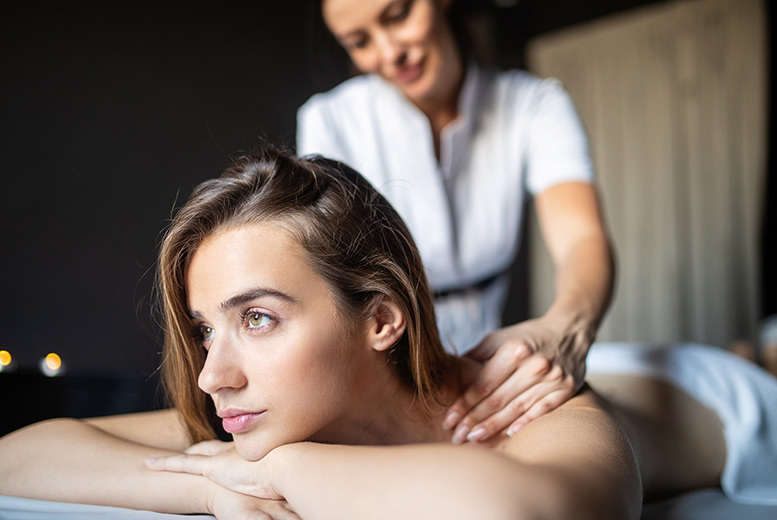 Glasgow: 1hr Full Body Swedish Massage from Kirsty @ Amici Beauty for £16
