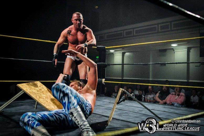 Edinburgh: Live World Wide Wrestling League – 8 Locations! for £6