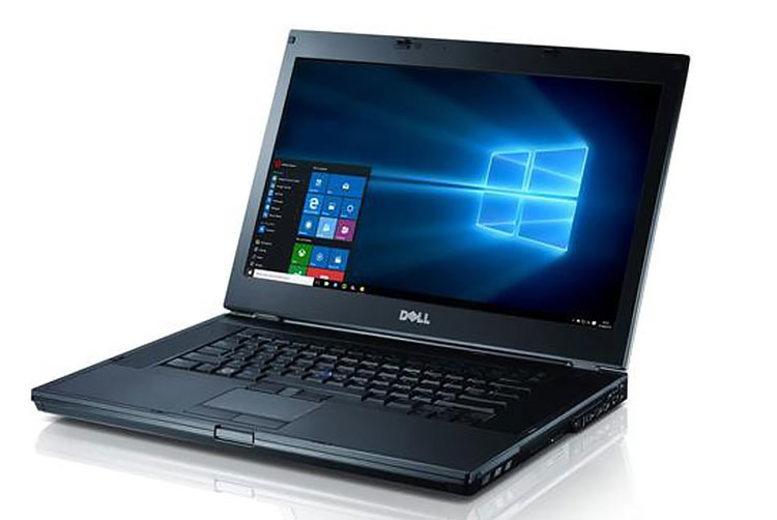 Dell 14 Latitude E6410 Laptop 4GB RAM 160GB HDD