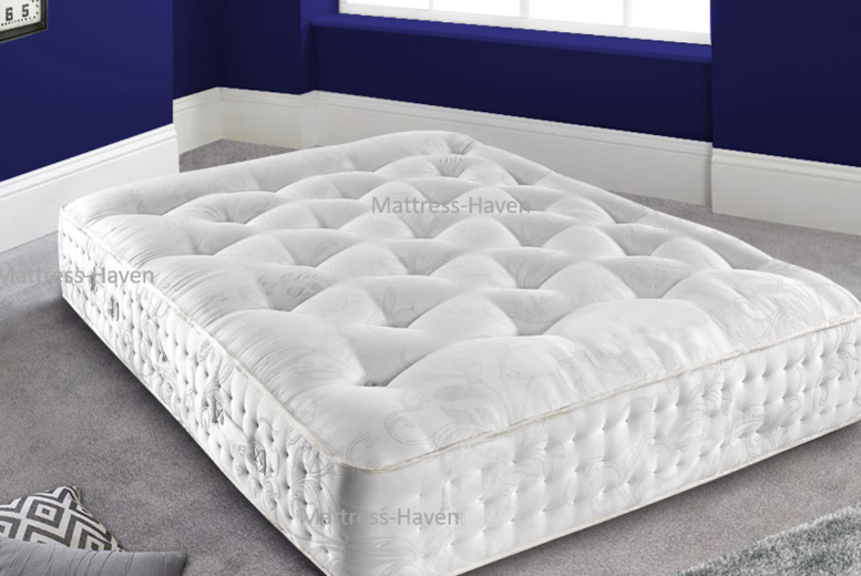 4000 Pocket Sprung Mattress – 4 Sizes! from £199
