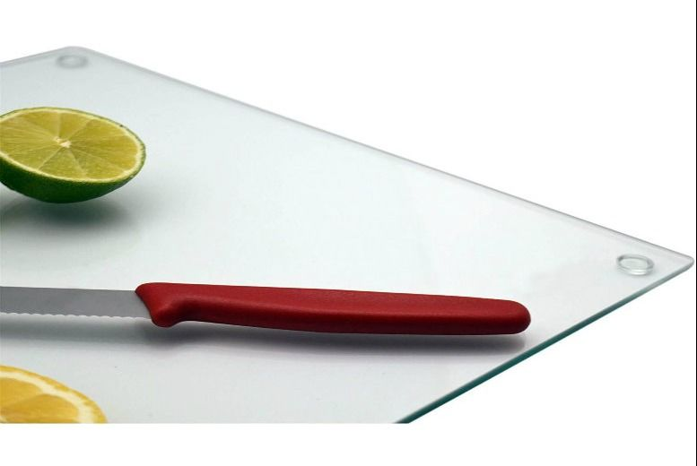 Large Glass Chopping Board for £4.99