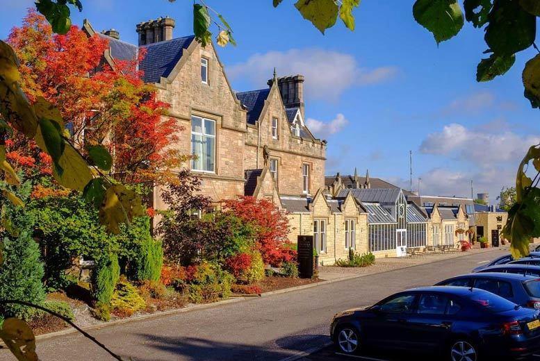 Glasgow: 4* ELEMIS Spa Day, Treatment & Prosecco @ Macdonald Inchyra Hotel from £45
