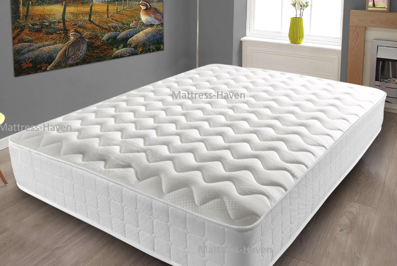 Orthopedic Cool-Touch Memory Sprung Mattress