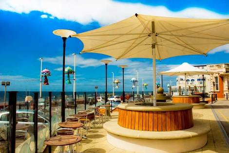 From £109 (at The Imperial Hotel) for an overnight Blackpool stay with breakfast with wine and late check-out or from £179 for two nights - save up to 46%