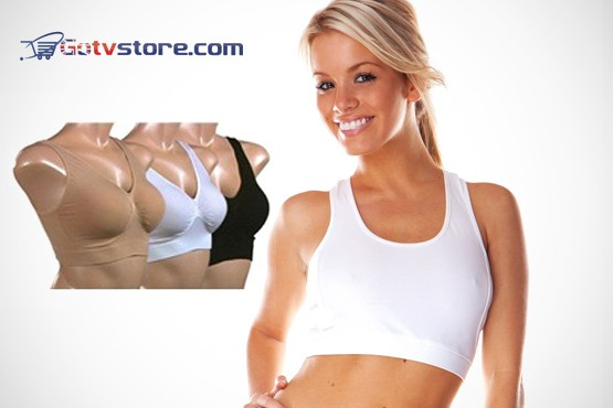 £19.99 instead of £63.11 (from GoTV Store) for a pack of 3 Wauw Bras in either Summer or Classic design – save 68%
