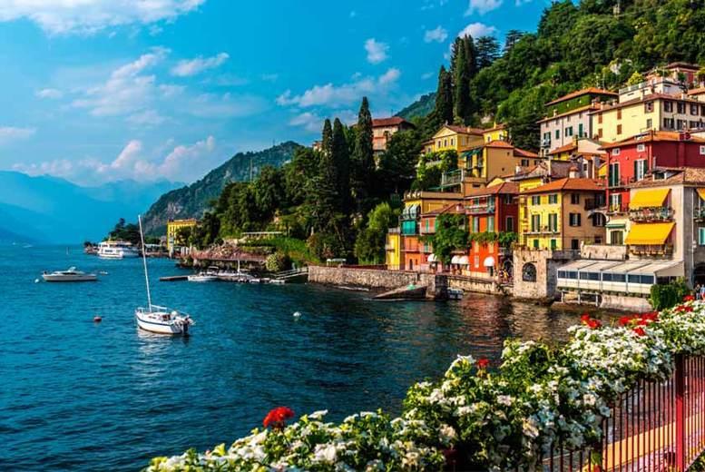 European City Breaks: 2-7nt All-Inclusive Lake Como Break & Flights