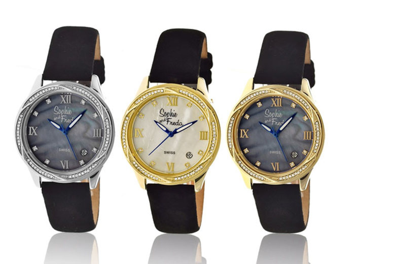 Sophie & Freda Ladies Watch – 5 Styles!