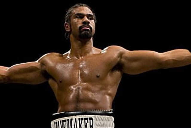 £24 for a 'Silver' ticket to a night with David 'Hayemaker' Haye inc. 3-course dinner, or £34 for a 'Gold' ticket with MDG Events - save up to 52%