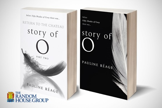 £6 instead of £15.98 (from Random House) for 'The Story of O' volumes 1 & 2 – read the next 50 Shades and save 62%