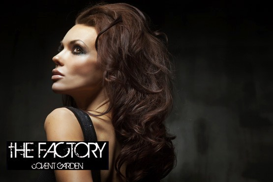 £19 instead of £490 for a makeover & photoshoot for 2 inc. hair styling, makeup, facial, bubbly+ 2 prints at The Factory, Covent Garden - save 96%
