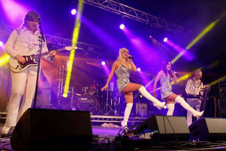 Glasgow: ABBA A-Rival Tribute Ticket @ Classic Grand for £9