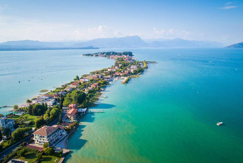 8nt Rome, Florence, Lake Garda & Venice Adventure + Trains & Flights