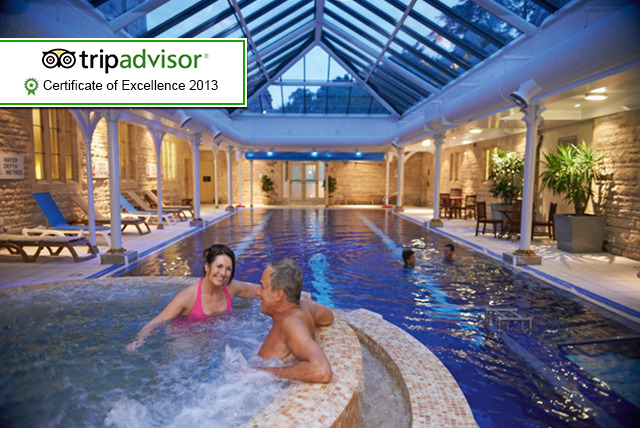 £49 instead of £160 for a spa day for 2 people inc. a two-course spa lunch and access to all facilities at The Spa at Thoresby Hall, Nottingham - save 69%
