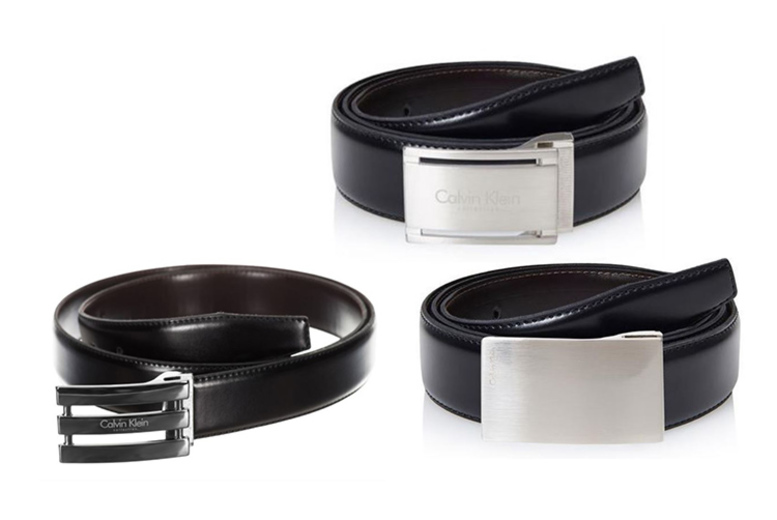 Calvin Klein Belts – 5 Styles! for £24.99