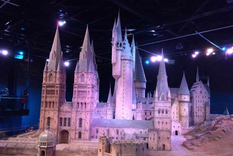 1-3nt Warner Bros Harry Potter Studio Tour & London Stay – 3* or 4*!