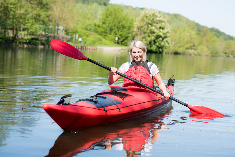 Activities: Kayaking Or Paddleboard Experience @ PaddleXperience, Durham