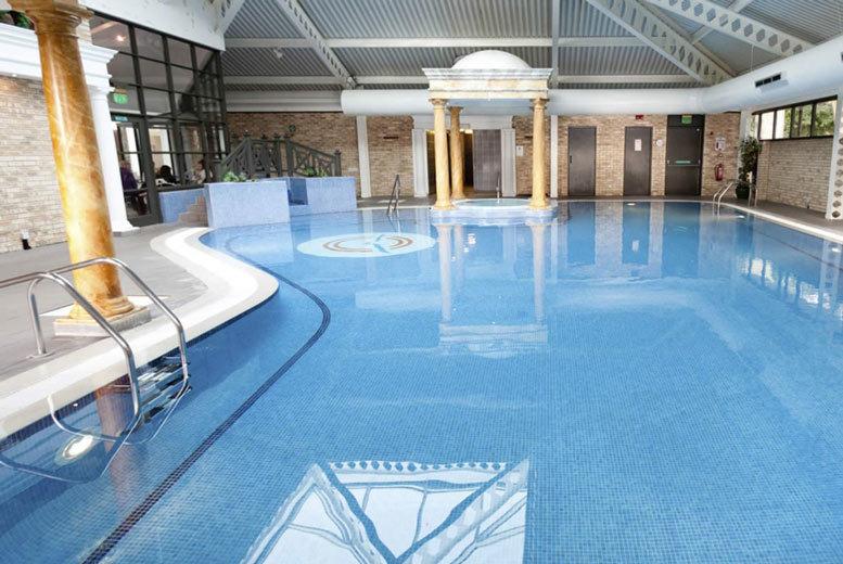 Edinburgh: 4* Fife Stay, 2-Course Dining & Leisure Access @ Keavil House Hotel from £89