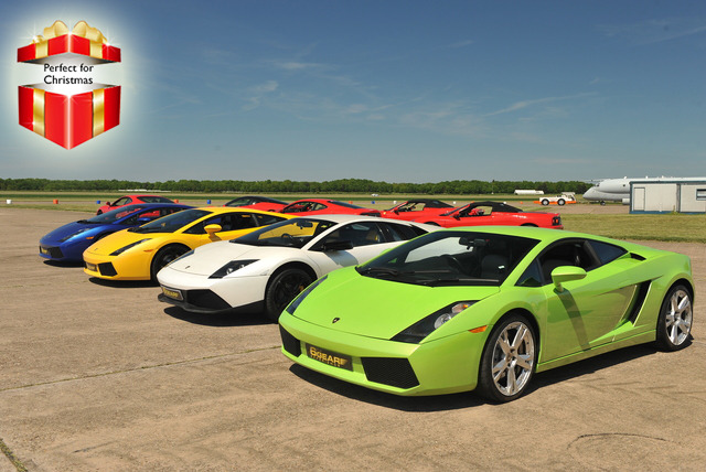 £49 instead of up to £89 for a junior track day experience at 6th Gear Experience - save up to 45%