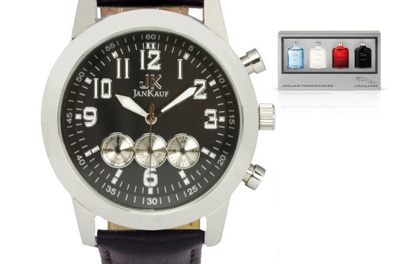 Men's Jan Kauf JK1035 Luxury Watch