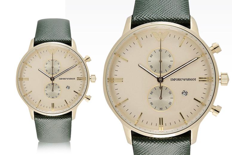 Emporio Armani AR1722 Men's Chronograph Watch