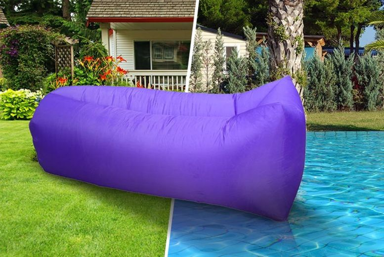 Inflatable Sofa Bed – 5 Colours!