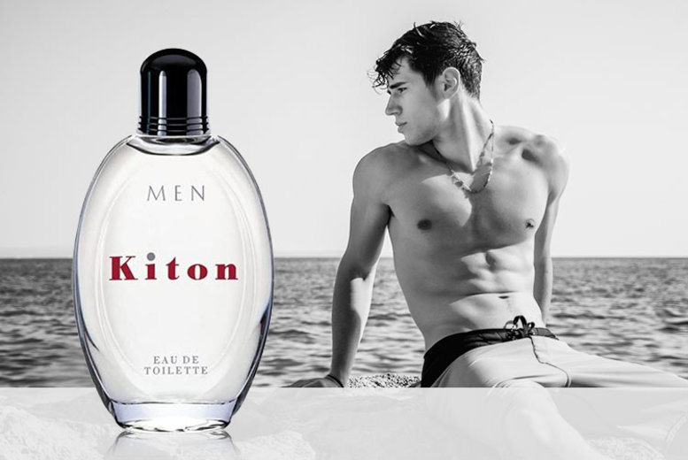 Kiton Men's Eau de Toilette 75ml for £24
