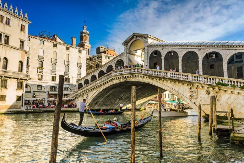 4-6nt Venice & Florence Trip, Train Transfers & Flights