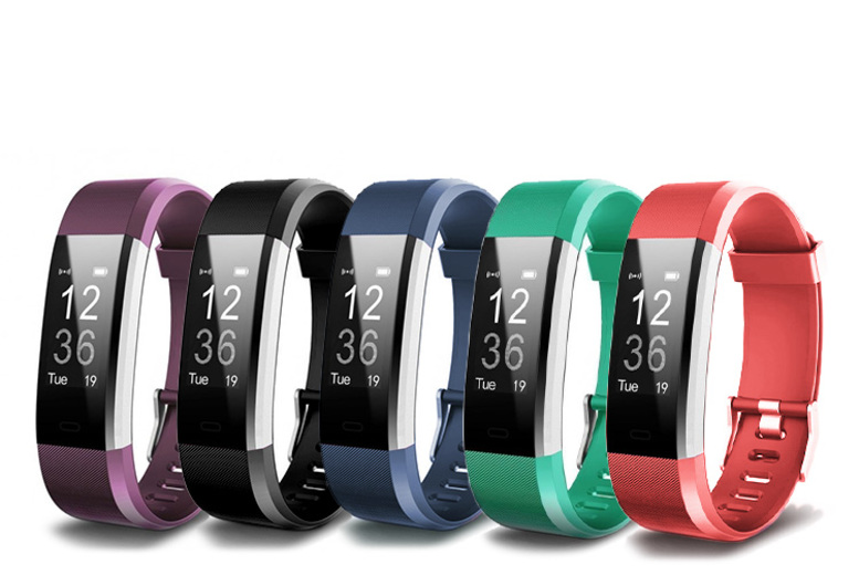 VeryFit ID115 Bluetooth Fitness Tracker  5 Colours!