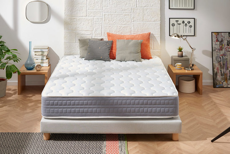 Luxury Graphite Bio-Core Visco Gel Mattress - 4 Sizes!