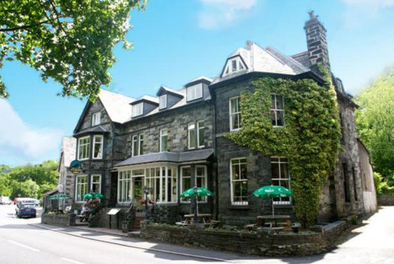 £119 instead of up to £218 (at Glan Aber Hotel, Betws-y-Coed) for a 2nt stay for 2 people inc. full Welsh breakfast, £159 for 3nts - save up to 45%