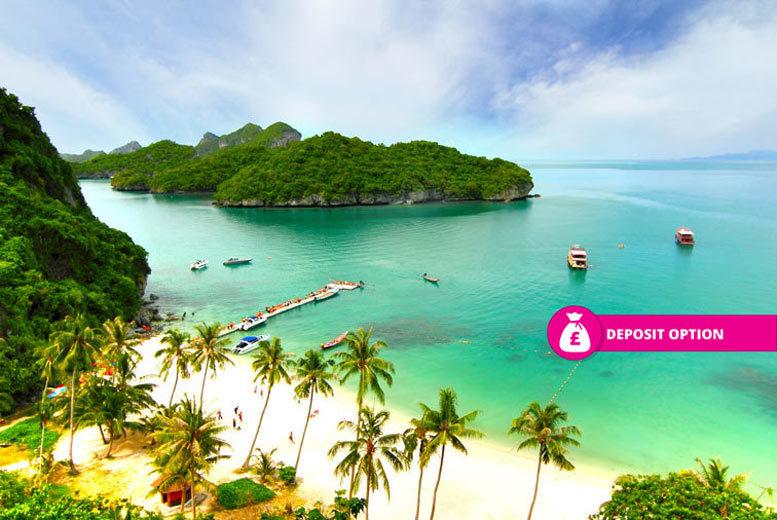 7-10nt Koh Samui, Thailand Beach Break & Flights