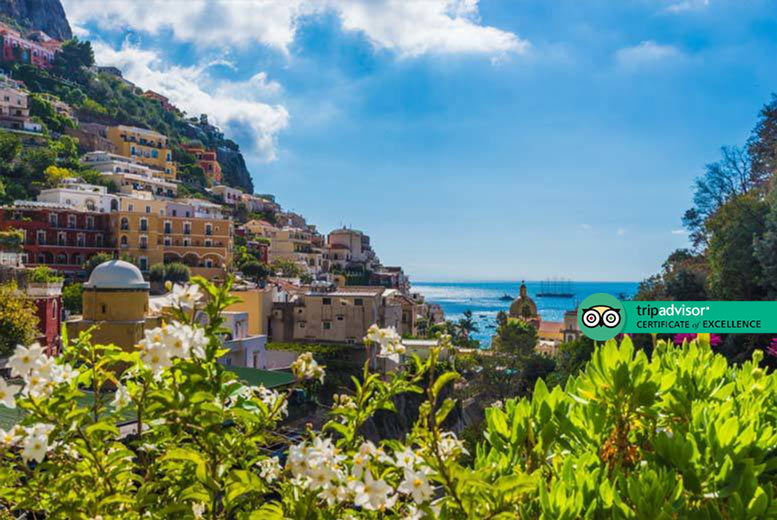 3-7nt Ischia Island Getaway, Half-Board Stay, Transfers & Flights