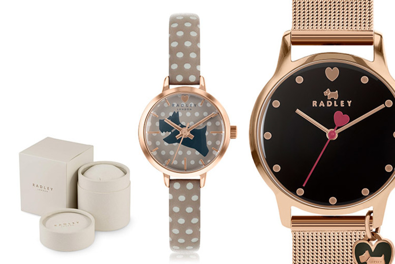 Radley Ladies' Watches - 5 Designs!