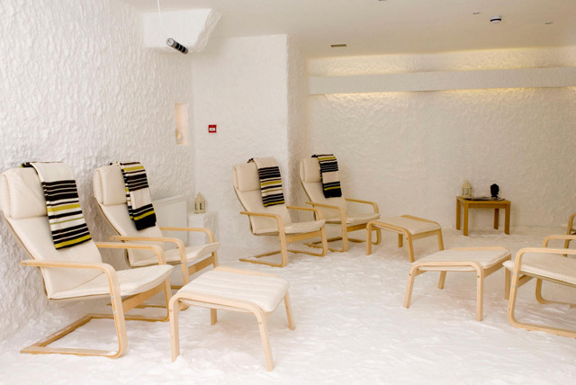 £10 instead of £35 for a 1-hour salt therapy session in The Salt Cave, at 4 locations nationwide - relax the natural way & save 71%