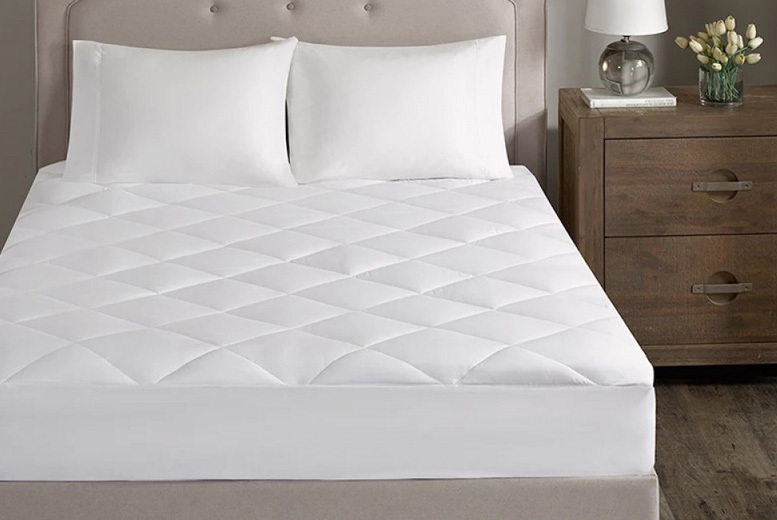 Quilted Microfibre Mattress Protector - 5 Sizes!