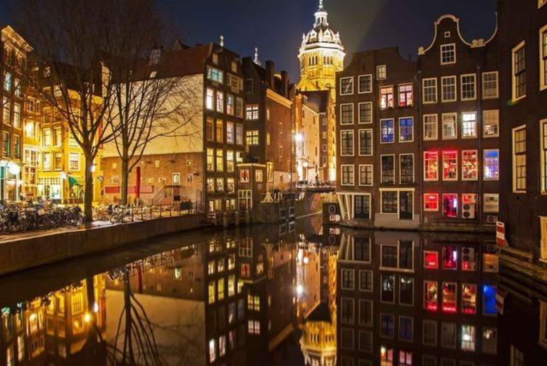 £79 instead of up to £158 (from DFDS Seaways) for a 2-night Amsterdam mini cruise for 2 - sail the seas and save up to 50%