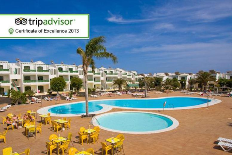 £129pp instead of £180.98pp (from iFly) for a 3nt Lanzarote break inc. flights, £169pp for 5nts or £189pp for 7nts - save up to 29%
