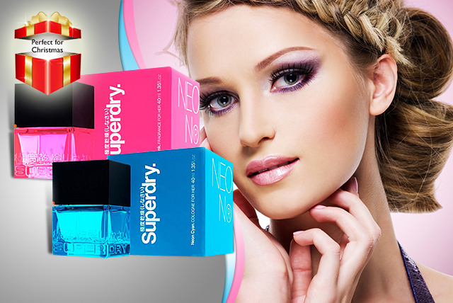 Elite Hair Beauty In Stoke On Trent: Superdry Fragrance For Women