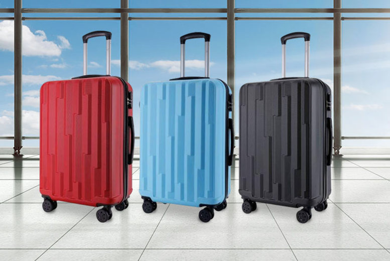 3pc Lohani Luggage Set  3 Colours!