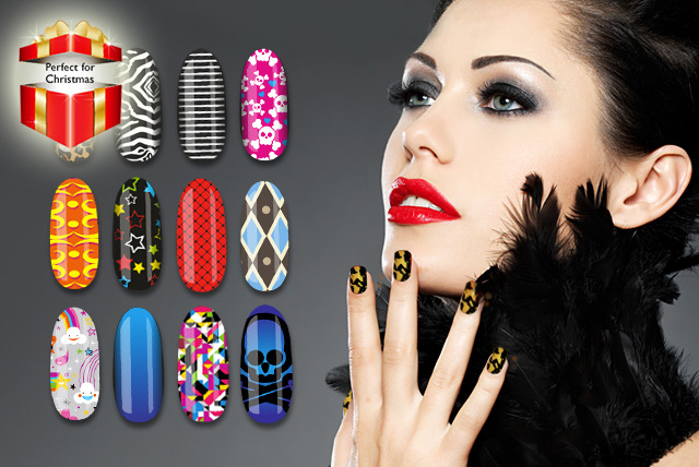 £9 instead of £34.94 (from Woo Woo Nails) for 6 sets of 20 nail wraps or £16 for 12 sets - save up to 74%