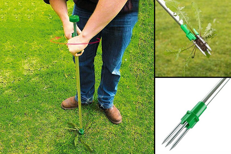 Weed Removal Twist Garden Tool