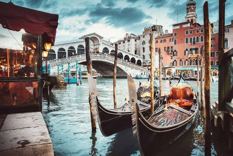 From £69pp (from Weekender Breaks) for a two-night Venice city break with return flights, from £109pp for three nights - save up to 56% from Weekender Breaks
