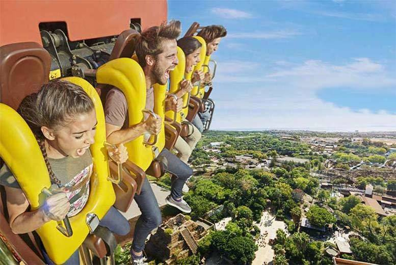 Beach Holidays: 4* PortAventura Holiday, Unlimited Park Entry, Ferrari World & More!