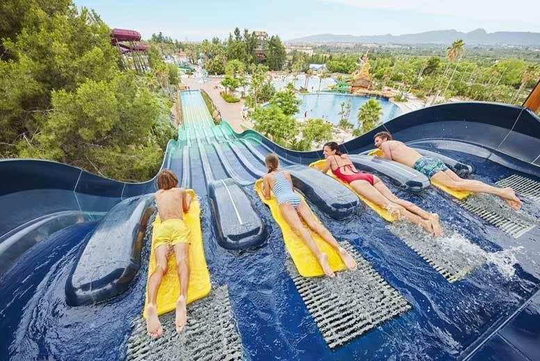 4* PortAventura Holiday, Unlimited Park Entry, Ferrari World & More!