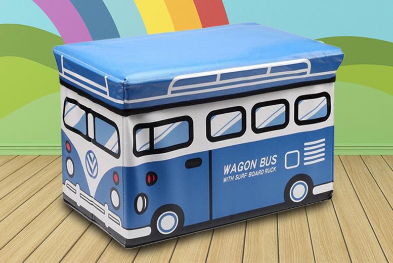 Kids Storage Box & Seat  5 Designs!