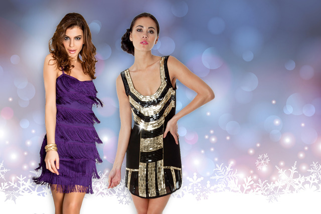 £29.99 instead of up to £89 (from Goddiva) for a choice of 4 flapper dresses - save up to 66%