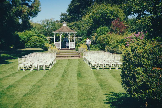 From £949 for a full wedding package inc. a choice of 4 options at The Blazing Donkey Country Hotel, Sandwich - save up to 73%