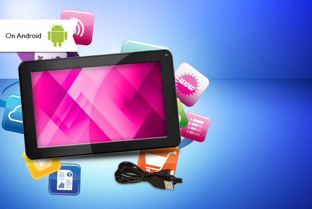 £79 instead of £297.99 (from Mooch) for a 9-inch Android tablet - save 73%