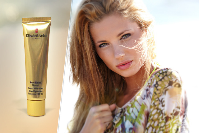 £8.99 instead of £26 (from JustShe) for a 50ml tube of Elizabeth Arden tinted moisturiser with SPF15 in light or medium - save 65%